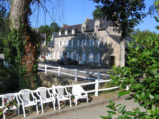 Camping du Manoir de Penn ar Ster (La Foret-Fouesnant, Finistre)